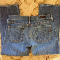 Citizens of humanity size 29 Kelly size 29 cropped Citizens of Humanity Jeans