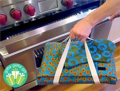 http://www.sew4home.com/projects/kitchen-linens/wrap-and-go-quilted-casserole-carrier
