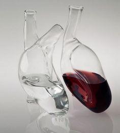 Decantador para vinos #Winelove #WineLovers #AEV #Vino