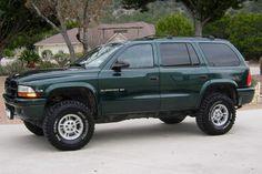 1998 Dodge Durango Models