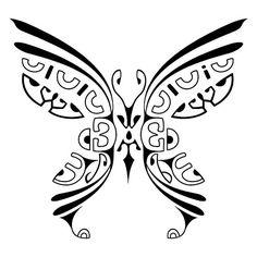 Polynesian Tattoo.