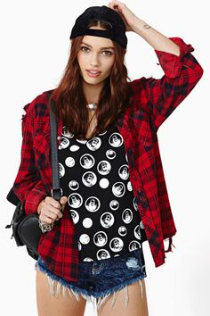 Nasty Gal I Think I Can Tee   Shop Sale at Nasty Gal