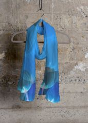 Cashmere Silk Scarf - LIGHTNESS-3-JEANS: What a beautiful product!