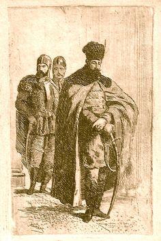 Mihai Viteazul Portrait by Theodor Aman (1874)