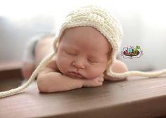 Ravelry: Basket Weave Baby Bonnet pattern by Crochet by Jennifer
