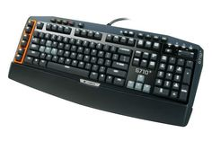 Logitech lança teclado para gamers com LED em quatro níveis de brilho