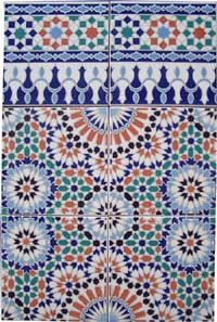 Ideas for bath room hotel moroccan tiles Best Picture For Moroccan decor garden For Your T