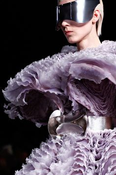 Alexander McQueen ridiculous and insane <3
