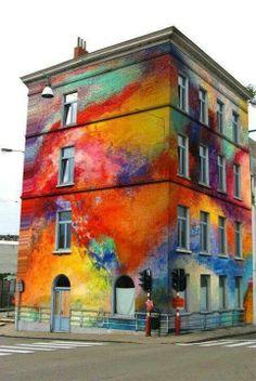 From Megaphoto (colores- casas)