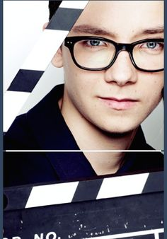 Asa Butterfield. Go ahead and swoon at this hipster Brit guys. Go on!