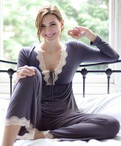 Lady Godiva Loungewear Pyjamas ( VIP Fashion Australia www.vipfashionaustralia.com - international clothes shop )