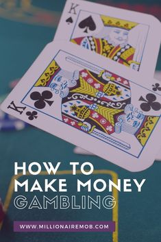 How to make money gambling and make money fast with your hobbies. Learn about the 7 richest gamblers in the world and how they make a living playing poker and other gambling. Gambling Games, Gambling Quotes, Make Money Fast, Make Money Online, Pancakes Protein, Smoothies, Bowls, Gambling Machines, Poker Chips