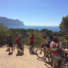 Les Calanques de Cassis et les Calanques de Marseille : les calanques en bateau, à pied en randonnée