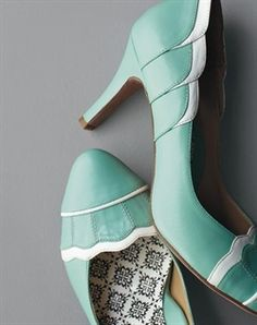 Fabulous vintage shoes