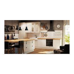 FÅGLEBODA Handtag - svart - IKEA