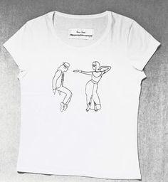 T-Shirt Uomo U Cleopatra-M.Jackson by Tuo tua