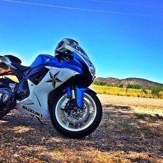 GSXR Photo credit: @ron boii Hashtag #2WP for a chance to be featured #motorbike #motorcycle #sportsbike #bike #yamaha #honda #suzuki #kawasaki #ducati #triumph #bmw #r1 #r6 #cbr #gsxr #ninja #custom #bikelife #TwoWheelPassion