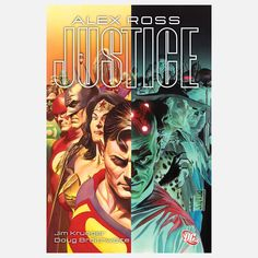 Justice by DC Comics