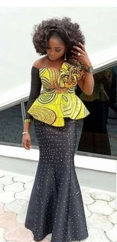 latest Ankara shirt and blouse styles – Reny styles – African Fashion Dresses - African Styles for Ladies African Fashion Ankara, African Fashion Designers, Latest African Fashion Dresses, Latest Ankara Styles, Ghanaian Fashion, African Inspired Fashion, African Dresses For Women, African Print Dresses, African Print Fashion