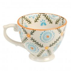 Moorish Tea Cup Flower Trellis  £5.95