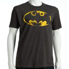 Batman Logo Tee - Men
