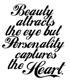 Beauty is in the eye of the beholder. Be inspirational  ❥|Mz. Manerz: Being well dressed is a beautiful form of confidence, happiness & politeness
