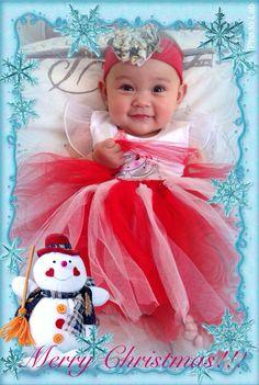 alexandra's first christmas 2014...xxx