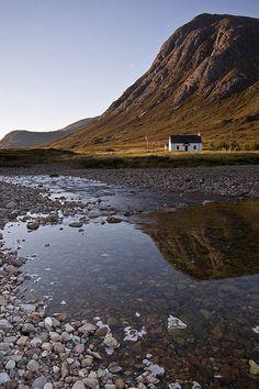 Beautiful!  Glen Coe - Scotland by Stuart Powell.