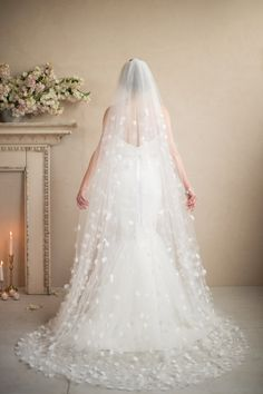 36 Classic and Beautiful Wedding Veil Styles For Every Bride! - Praise Wedding