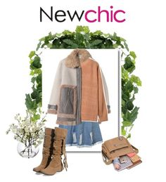 """#newchic#"" by lover-of-gelato ❤ liked on Polyvore featuring chic, New and newchic"