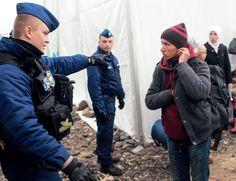 Η ΜΟΝΑΞΙΑ ΤΗΣ ΑΛΗΘΕΙΑΣ: Ούγγροι ελέγχουν τα ελληνικά σύνορα
