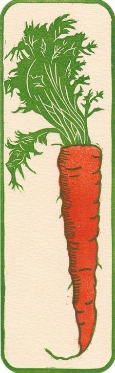 lino printo carrot - Google Search
