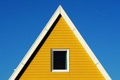Yellow house (on Explore) | da Jan van der Wolf