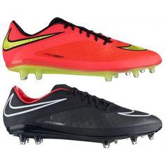 De Hypervenom Phatal FG 599075 #voetbalschoenen van #Nike volgen de natuurlijke beweging van de voeten. Deze schoenen bieden zelfs in natte weersomstandigheden een uitstekende grip. #dws
