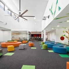 Modern Elementary School with Creative Design