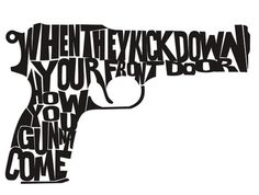 the clash lyrics guns of brixton - Google Search