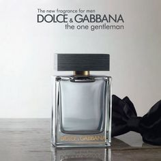 Men s Fragrances. Dolce And Gabbana PerfumeElegant ManStefano GabbanaThe OneThierry  MuglerSmell GoodGentleman ... 8a34823950