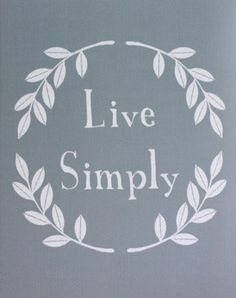 Live Simply - The pins on my boards are meant to be shared.  I hope you'll like them as much as you pin them and feel free to comment as well.  I hope you find my boards bring you some happiness as they have brought to me.  Happy pinning and thank you for the follows. ♡♡♡