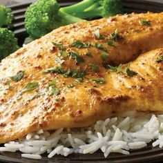 Curried Baked Fish with authentic Basmati Rice Tilapia Recipes, Fish Recipes, Seafood Recipes, Indian Food Recipes, Cooking Recipes, Healthy Recipes, Potato Recipes, Yummy Recipes, Recipies