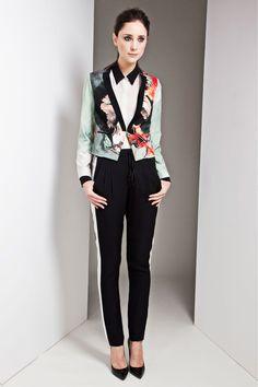 Sachin + Babi Pre-Fall 2013 Collection Slideshow on Style.com