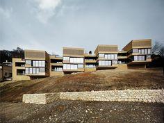 Goldwand Ennetbaden - Burkard Meyer Architekten Baden