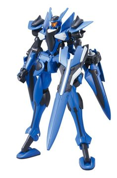The GNX-903VW Brave (Commander Test Type) (aka Brave), is the successor unit to the GNX-U02X Masurao and featured in Mobile Suit Gundam 00 The Movie: A Wakening of the Trailblazer. The unit is piloted by Major Graham Aker, commander of the Solbraves.