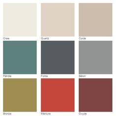 Nuancier intens ment couleur zolpan esprit vintage infiniment zolpan editio - Couleur cachemire peinture ...