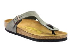 Birkenstock Gizeh 043391 Ladies Toe Post Mule Sandal - Robin Elt Shoes  http://www.robineltshoes.co.uk/store/search/brand/Birkenstock-Ladies/ #Sandals #Beach #Spring #Summer #SS14