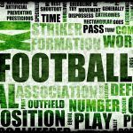 Football Language: To pepper the goal