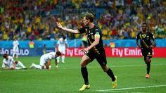 República de Corea 0- 1 Bélgica