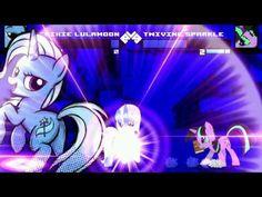 New Mugen EVE [HD] - Trixie Lulamoon vs Cyclops,Thor,Twivine Sparkle,Uro...