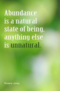 Empowering Quotes: ABUNDANCE