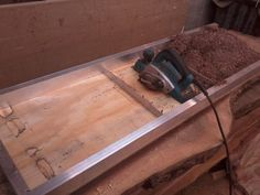 """25"""" jointer...Well sort of."""