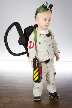 Who you gonna call? #Ghostbusters